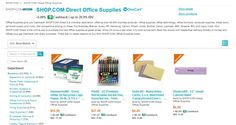 shopdirect office supply shopwithneal.com