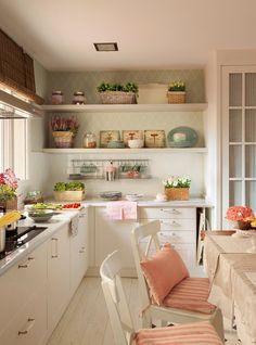 rincones detalles guiños decorativos con toques romanticos (pág. 957) | Decorar tu casa es facilisimo.com