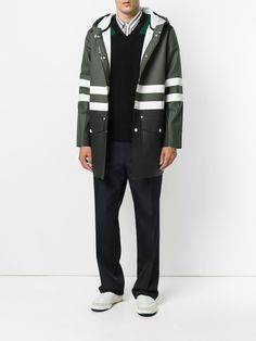Marni Marni x Stutterheim レインコート Fall Jackets, Marni, Raincoat, Shopping, Fashion, Rain Jacket, Moda, La Mode, Fasion