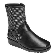 Women's Aerosoles House Party Boot Studded Fabric