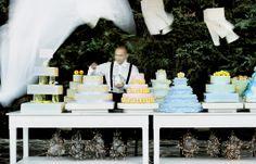Σήµα κατατεθέν της Aria Γεύσεων το άψογο στήσιµο των buffets