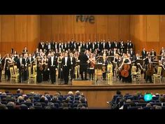 Gala Lírica ¨Zarzuela Española. Orquesta y Coro RTVE 22 de Mayo 2014