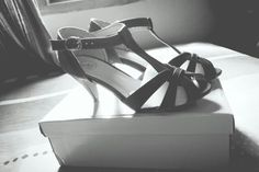 Yeay my new favorite shoes, lovely vintage shoes