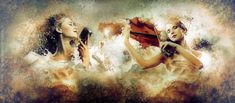 When Music Surrounds You by Lhianne on DeviantArt