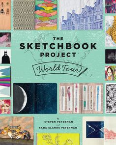 """Read """"The Sketchbook Project World Tour"""" by Steven Peterman available from Rakuten Kobo. Destined to go down as one of the era's most astonishing global art projects, the Brooklyn Art Library's Sketchbook Proj. Sketchbook Project, Art Sketchbook, Sketchbook Prompts, Joan Mitchell, Robert Rauschenberg, Web Design, Vivid Imagery, Moleskine, Sketchbook Inspiration"""