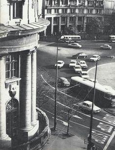 Bucuresti, Piata Romana, 1975  [foto: Hedy Loffler]