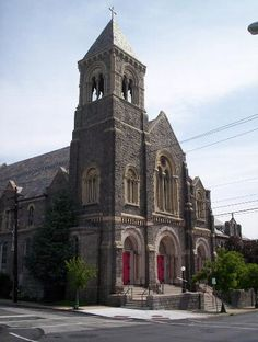 Saint Philomena Roman Catholic Church,Lansdowne, Pennsylvania