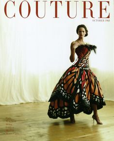 Amazing Butterfly Dress