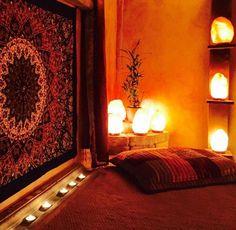 badass meditation room