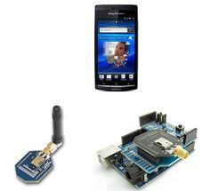 Amarino – Android com Arduino sem problemas!