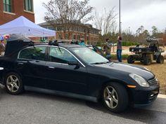 The Alabama Legislature appropriated nearly $250,000 to Auburn last year to study autonomous vehicles.