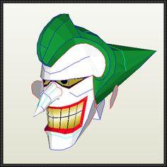 joker mask template - dibujos de linterna verde para colorear y pintar imprimir