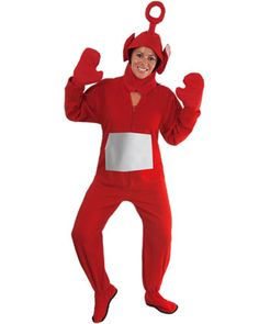 How to make an adult teletubbies costume