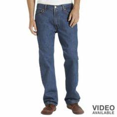 Levi's 505 Regular Jeans - Big & Tall