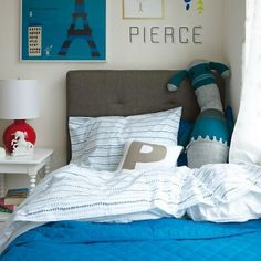 K-12: 10 Tips for Creating a Boy's Bedroom They Won't Outgrow