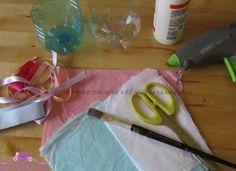 Le Creazioni di Annucola: Vasetto portafiori ricicloso per la festa della Mamma