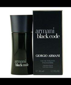 Giorgio Armani Black Code Men By