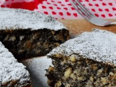 Stačí jen smíchat a nalít na plech: 2-minutový makový koláč s jablky!