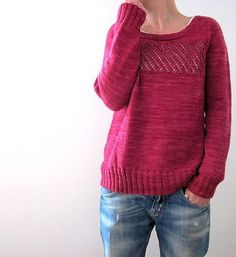 Cozy Afternoon Knitting pattern by Isabell Kraemer - Stricken Cardigan 2019 Sweater Knitting Patterns, Knitting Stitches, Knitting Yarn, Hand Knitting, Diy Pullover, How To Purl Knit, Pulls, Knit Crochet, Sweaters For Women