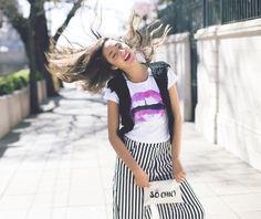 Look del día 24 So chic!  Fotos: Anita Thomas  Modelo: Bren Di Aloy Estilismo: Anita Bonessa & Agus Arca Pelo y Make up: Make it up