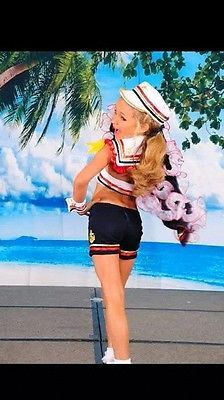 Pageant ooc sailor wear/swim wear?