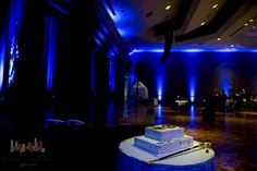 Naval Ball - Charlotte Event Lighting