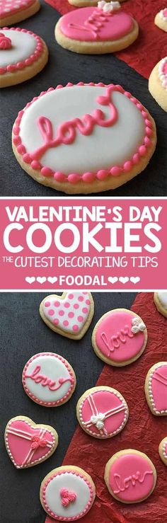 Want to make something sweet for your sweetie on Valentine's Day? Take a bite into our tutorial for making themed sugar cookies with royal icing. Use our easy techniques to create designs that are sure to make their hearts melt. Read more now on Foodal.