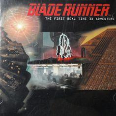 Westwood Studio's Blade Runner computer game -- 1997