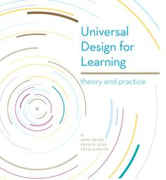 UDL book cover thumbnail. Free webinar series