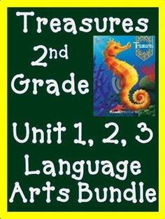 This bundle contains a variety of activities to teach, re-teach, practice or assess the various lessons taught within each unit of the Treasures book 2.1 for Second Grade. All themes for the three units are included in this bundle. $