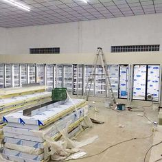 Frozen cold storage  mail  sales at yangtzecooling.com.Frozen cold storage generally uses at least 150mm 200mm thick polyurethane insulation boau2026 & Frozen cold storage : mail : sales at yangtzecooling.com.Frozen cold ...
