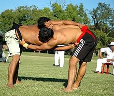 Musti Yuddha or Mukki Boxing is an ancient martial art practiced in Benares, which mostly utilised punches and elbow strikes to counter the opponent. For more visit the page. #sports martialarts #athletics