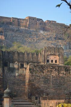 Ranthambore fort , Rajasthan , India Pic: Pankaj Rastogi