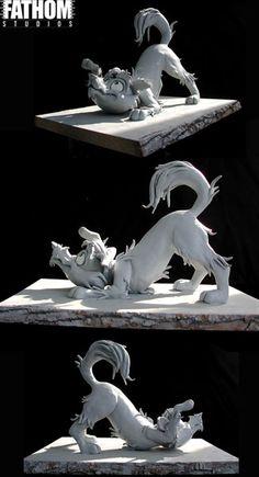 Candice Ciesla - Concept Art Portfolio