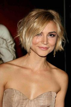 Samaire Armstrong... i think this is in my not so distant future ec*