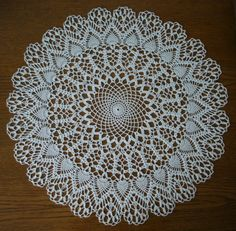 knitting - Crochet Doilies Patterns