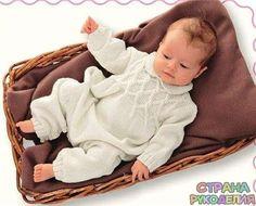 Вязаные комплекты и костюмы детям - Вязание для детей - Рукоделие - Страна рукоделия