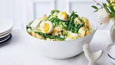 Pesco Vegetarian, Culinary Arts, Salad Recipes, Potato Salad, Side Dishes, Yummy Food, Koti, Ethnic Recipes, Delicious Food