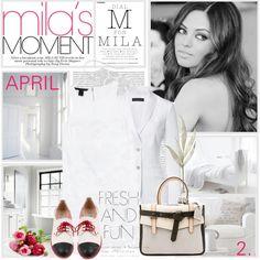 Mila~Le Bunny Bleu, #oxfords #white #fashion #lebunnybleu