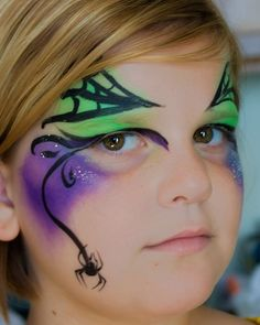 witch face painting ideas | Monday, October 26, 2009