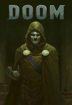 Doctor Doom by Oscar Römer