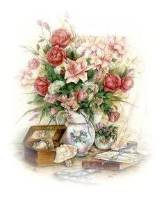 Maravilhoso quadro romântico .....