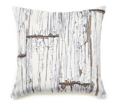 Trompe l'oeil cushion by KOZIEL. Made in France.