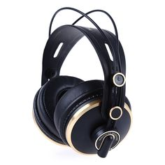 79.99$  Watch now - http://ali0o0.worldwells.pw/go.php?t=32703522716 - Original ISK HD9999 Headband Earphones Black DJ Fully Enclosed Monitoring Headphone With Carry Case For Recording Studio