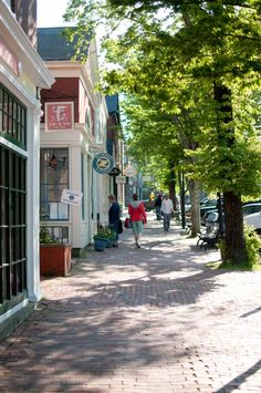 Nantucket, where I worked the summer of 1985 for the Preservation Institute:  Nantucket (PIN)  Pin for your chance to win $1,000 for travel anywhere on your bucket list from Hipmunk! #HipmunkBL