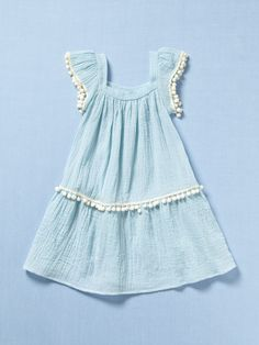 Eberjey Zia Gauze Dress. this design would be great for a night gown