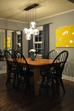 Very Nice Dining Room