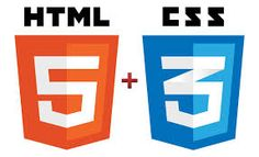 #html5 + #css3 are markup languages used for structuring and presenting content on the World Wide Web. These are the most recent versions...
