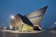 """Follow the impossible"" – Daniel Libeskind http://interiorsdesignblog.com/follow-the-impossible-daniel-libeskind/"