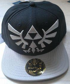 THE LEGEND OF ZELDA CAP HAT SNAPBACK 0686be672f91